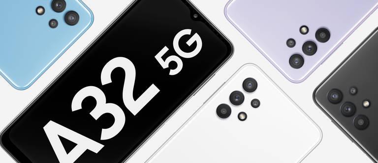 Samsung Galaxy A32 – mit 5G für unter 300 Euro