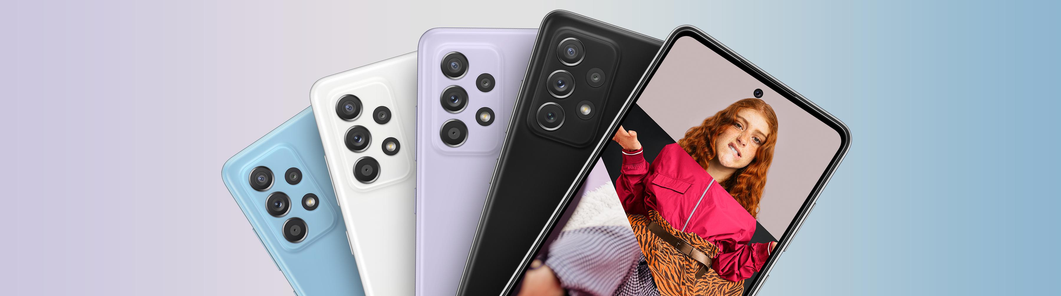 Test der Samsung Galaxy A52 & A72 Mittelklasse-Handys