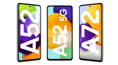 Die Samsung Galaxy A-Reihe