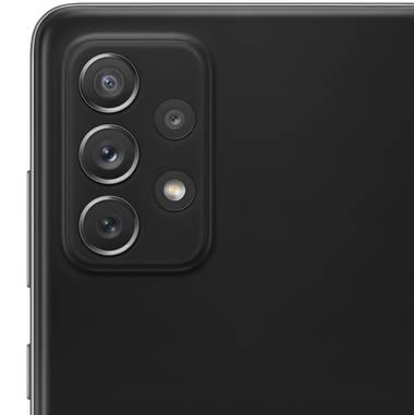 Professionelle Quad-Kamera mit hochauflösender Selfie-Kamera