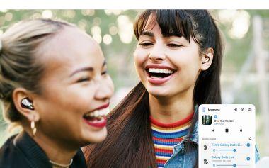 Samsung Galaxy Buds Live – besonders geformte ANC-Kopfhörer