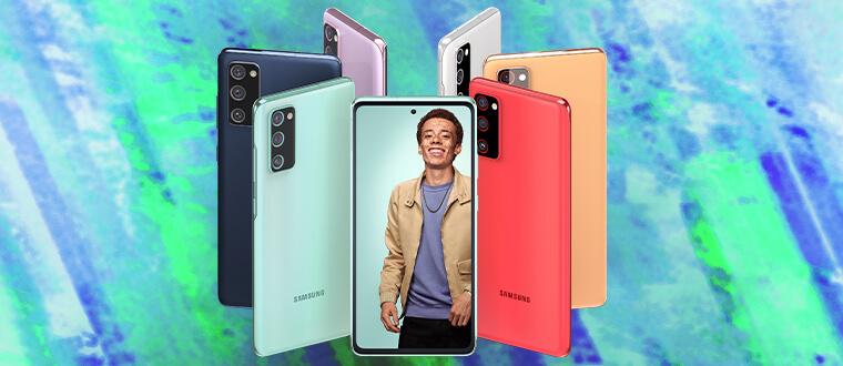 Samsung Galaxy S20 FE: Die Fan Edition der S20-Reihe