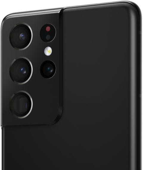 Die Galaxy S21-Reihe bietet eine Profi-Kameraausstattung und spannende Features
