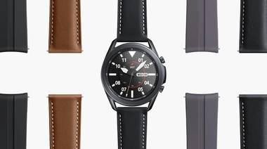 Armbänder der Samsung Galaxy Watch3