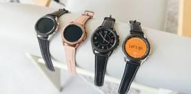 Mehr Speicherplatz auf der Samsung Galaxy Watch3
