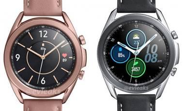 Spezifikationen Samsung Galaxy Watch3