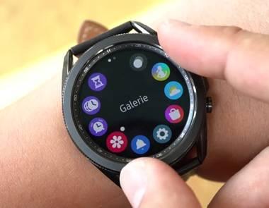 Überblick Samsung Galaxy Watch3