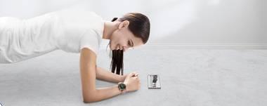 Samsung Galaxy Watch3 Funktion - Fitnesstraining