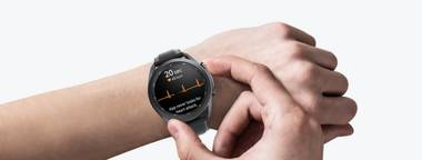 Galaxy Watch3 Funktion - Fitness- und Wellnesskontrolle