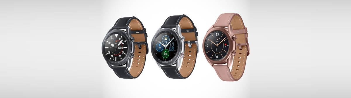 Galaxy Watch3 - die neue Smartwatch von Samsung