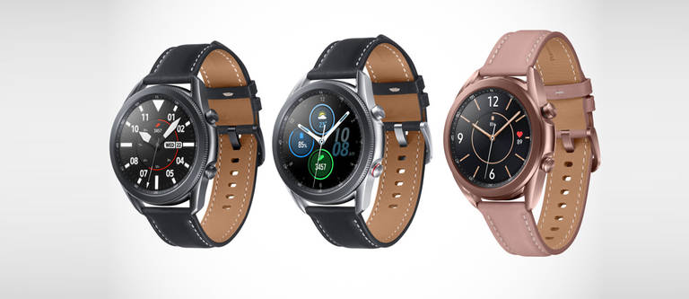 Die neue Samsung Galaxy Watch3