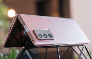Galaxy Z Fold2: zweite Generation faltbares Smartphone