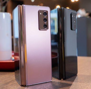 Kameraqualität Galaxy Z Fold2