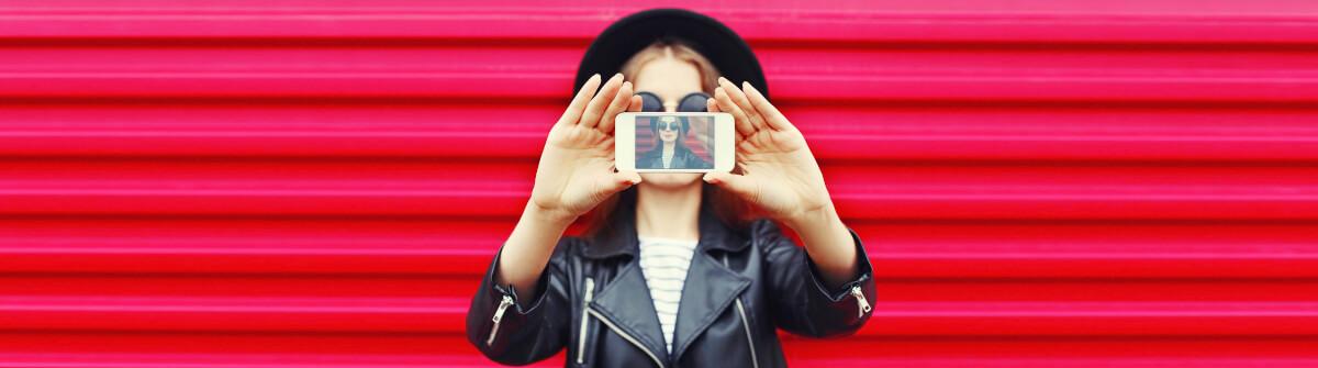 Selfie Handy: Smartphones mit den besten Selfie-Kameras im Test