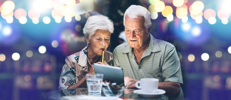 Senioren-Tablets: Tablets für eine einfache Bedienung