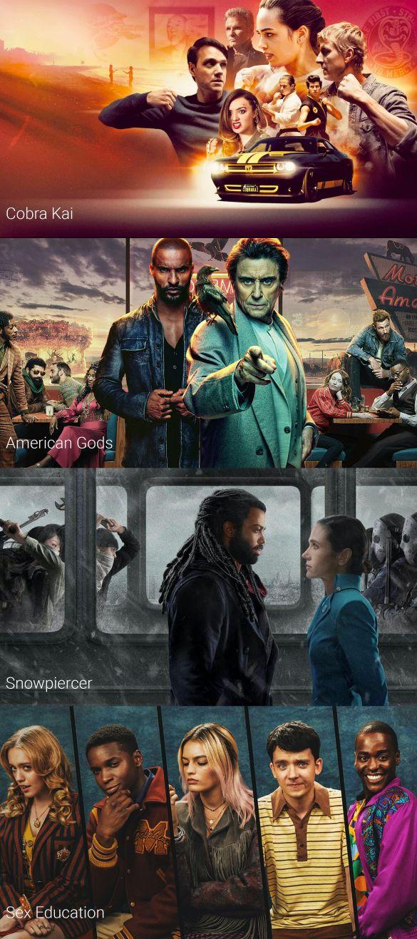 Neue Serien: Die Highlights 2021 im Überblick