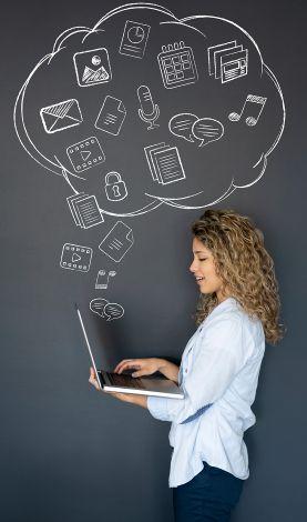 Die IT-Sicherheit in der Cloud ist insgesamt wesentlich besser als ihr Ruf.