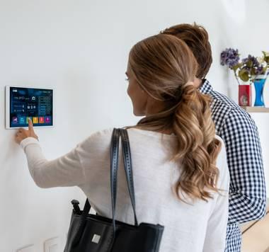 Smarte Displays ziehen in das Smart Home ein