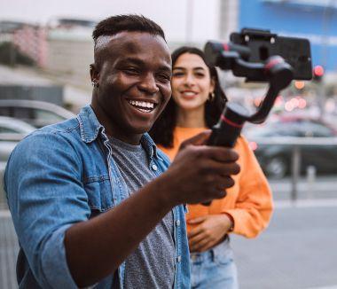 Smartphone Gimbal – Das musst du vor dem Kauf eines Schwebestatives beachten