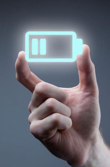 Smartphone Gimbal mit Akkulaufzeit von mindestens 4 Stunden