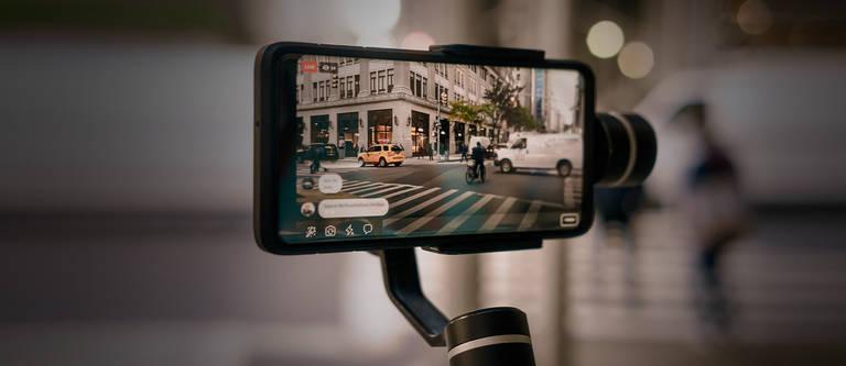 Smartphone Gimbal: Mit Schwebestativ zu top Handy-Videos
