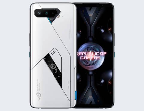 ASUS ROG Phone 5 mit sattem 6.000 mAh Akku