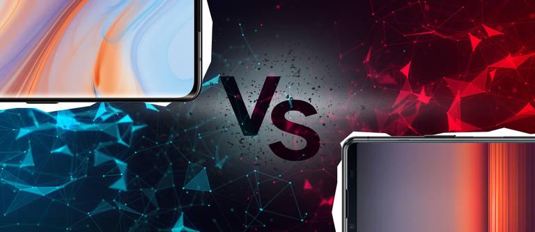 Sony Xperia 5 II 5G vs. Oppo Reno4 Pro 5G: Der Vergleich