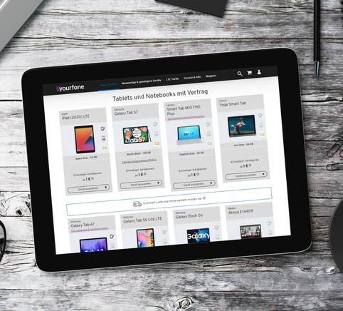 Die besten Android-Tablets auf dem deutschen Markt