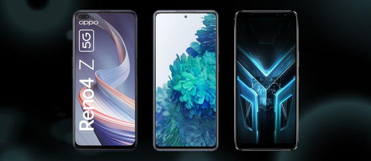 Smartphones mit der besten Display-Leistung: Turbo-Displays im Überblick