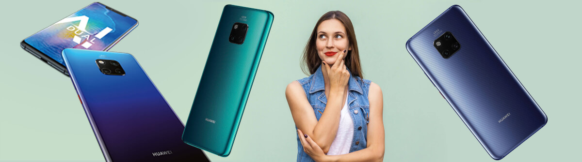 Huawei Mate 20 Pro: Daten, Features, Preis und Co.