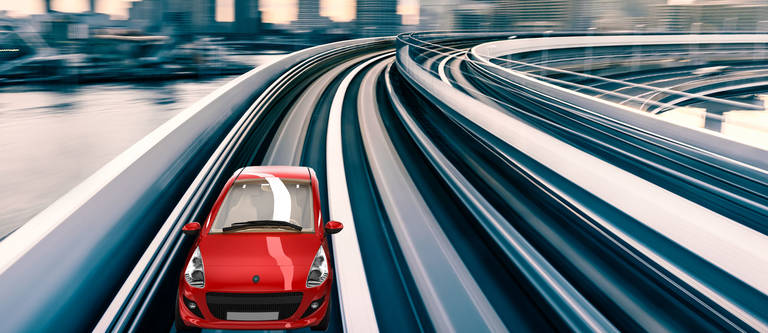 Carsharing - per App Auto mieten & losfahren