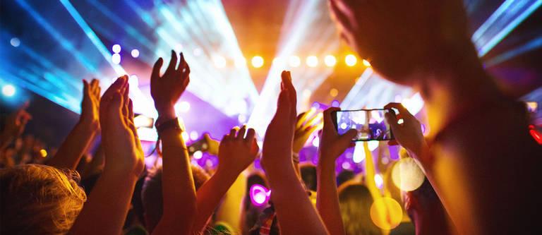 Musikhören per Musik App