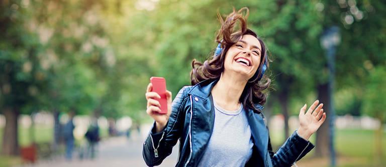 Bluetooth Kopfhörer für dein Handy - nie wieder Kabelsalat