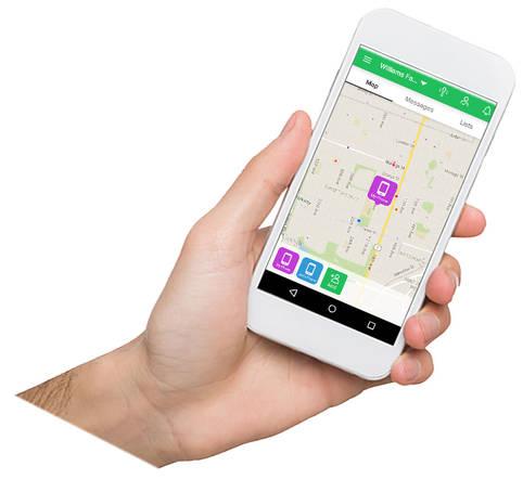 GPS Tracking App GPS Ortung Handy orten