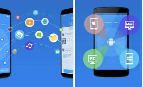 Die Nutzung von Datentransfer Apps