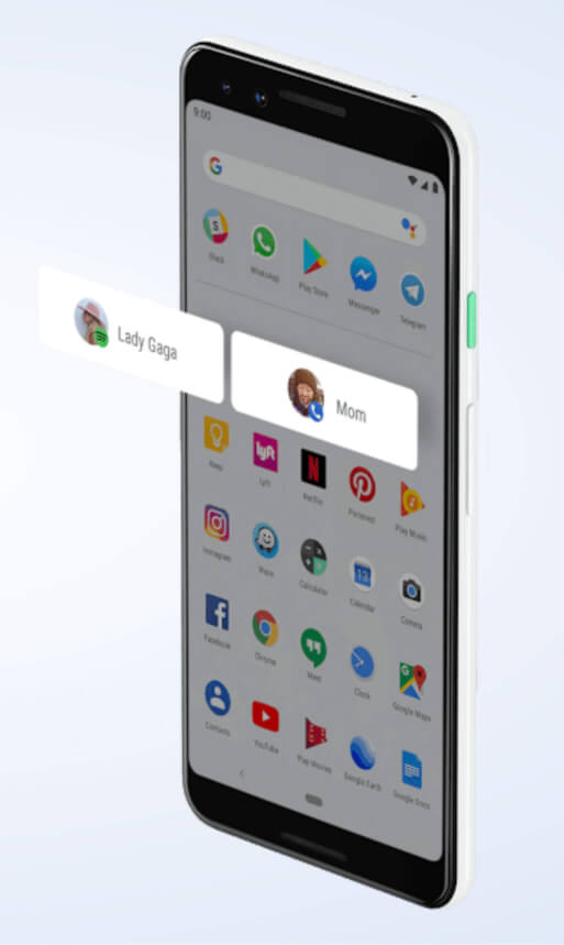 Neue Features Android 9