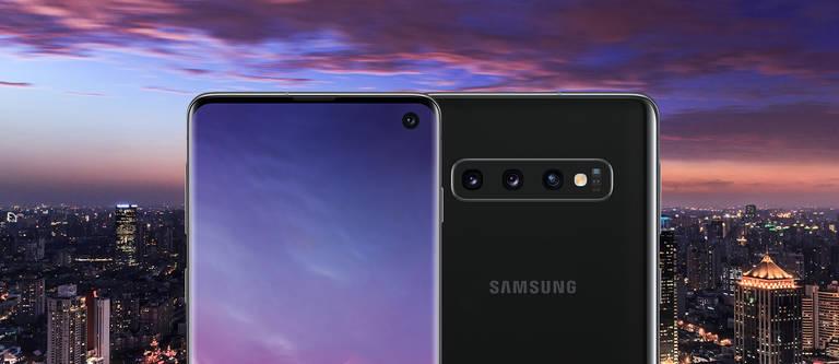 Samsung Galaxy S10 - die Fortsetzung der erfolgreichen Galaxy-Serie