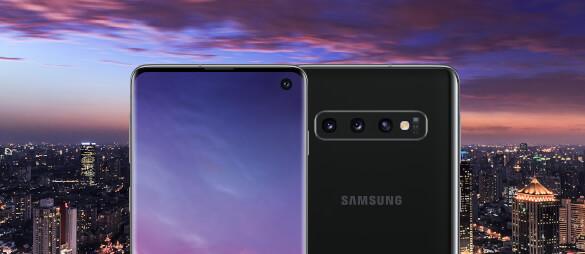 Samsung Galaxy S10 Serie – Top-Smartphones mit edlem Design und intelligenten Kameras