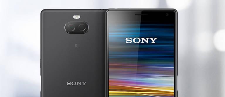 Sony Xperia 10 - Smartphone mit neuem Kino-Format
