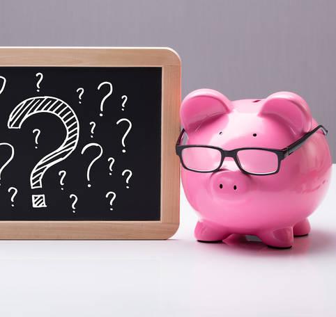 Finanziell besseres Angebot Schwein