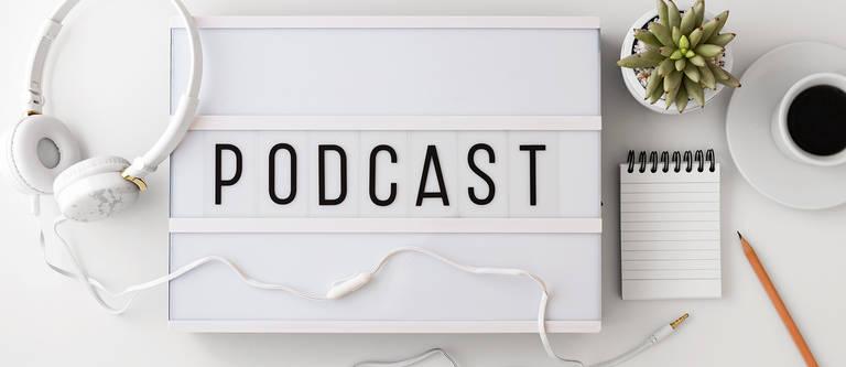 Podcast: Per App erstellen & über das Handy hören