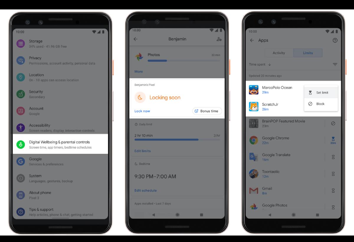 Update auf Android 10 Q – Mit Android Q mehr Sicherheit für deine Privatsphäre