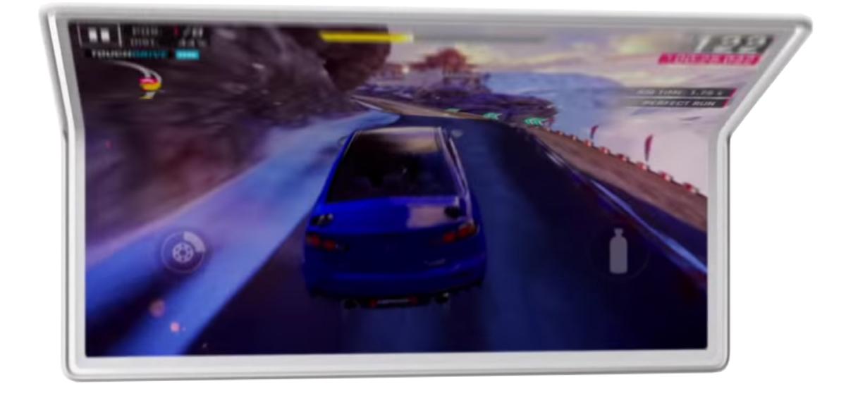 Android 10 Q klappt auch auf faltbaren Smartphones