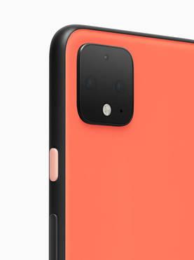 Ueberzeugendes Design mit flexiblem Display beim Pixel 4 Smartphone