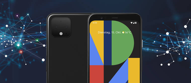 Neues Google Pixel 4: Alle Details, Infos & Features