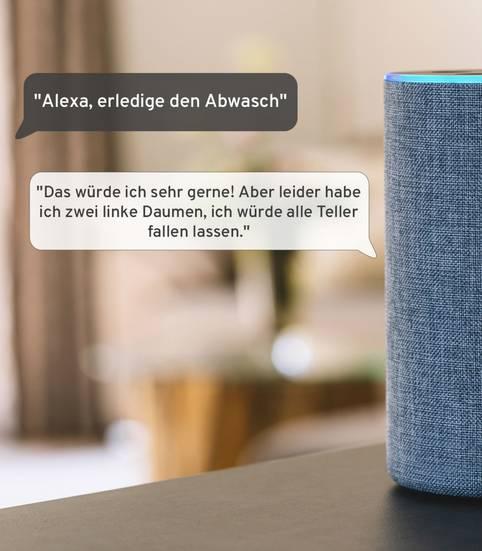 Echo Funktionen: Alberne Befehle und Alexa's schlagfertige Reaktionen