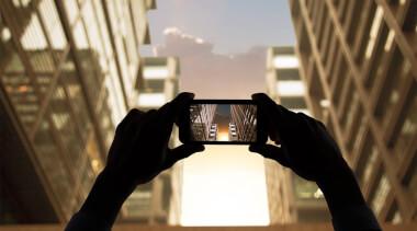 hohe Fotoauflösung bei Kameras
