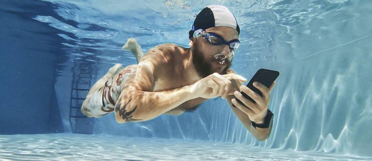 Wasserdichte Handys im Test: Ist dein Handy IP68?