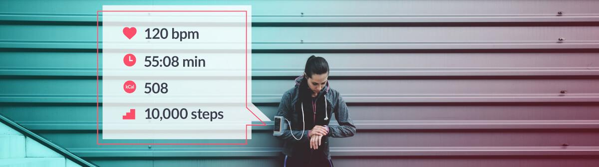 Wearables: Fitness Tracker, Smartwatch & Pulsuhr im Test