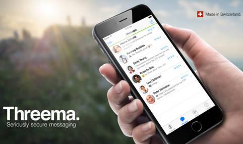 Threema: Der anonyme und sichere Messenger